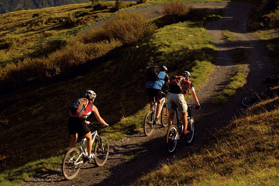 Tirol summer bike