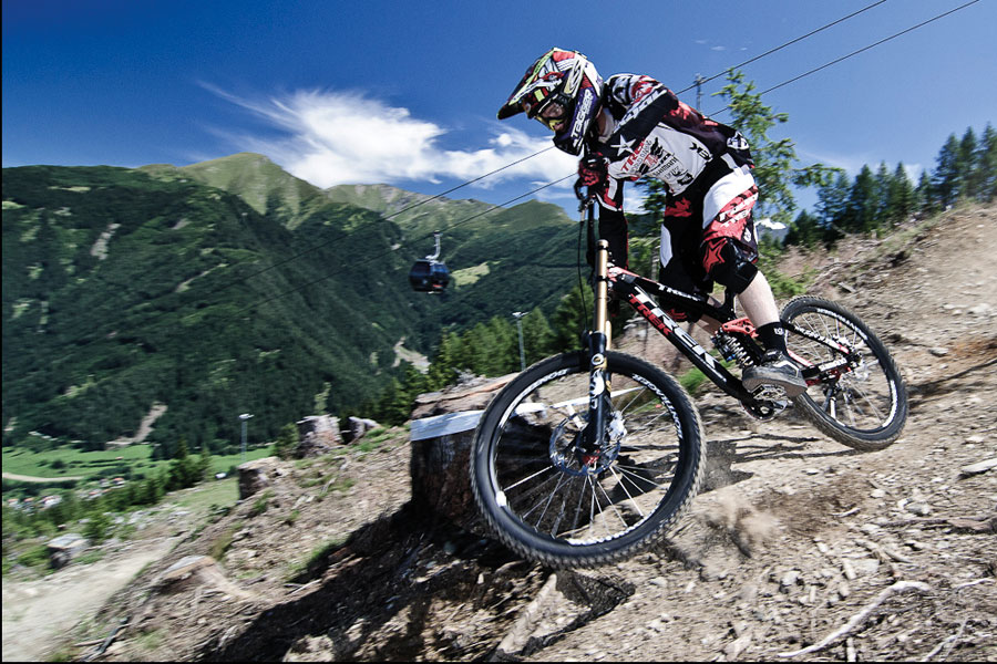 Tirol summer Bikepark