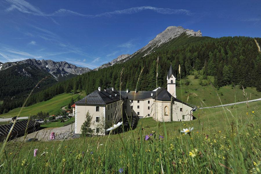 Tirol summer Maria Rast
