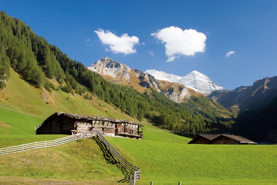 Tirol summer Schmirn