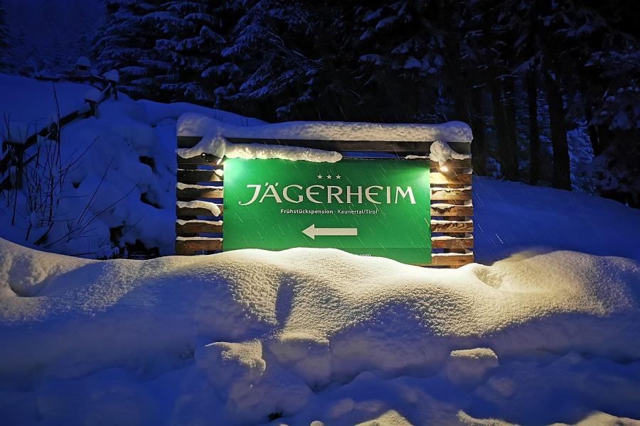 Haustafel-Jägerheim-Winter