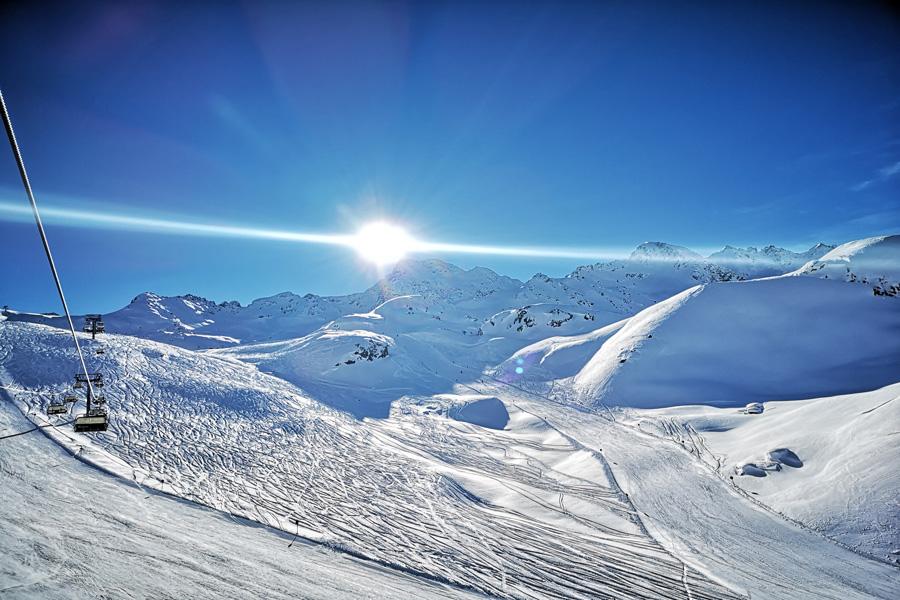 Live - Webcams - Kaunertal Glacier