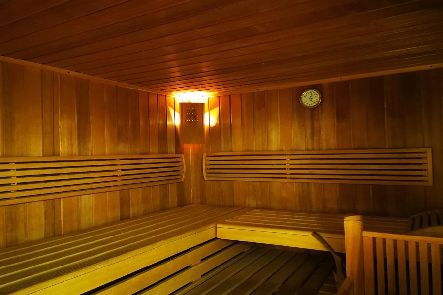 Finnische Sauna - Jägerheim, Kaunertal