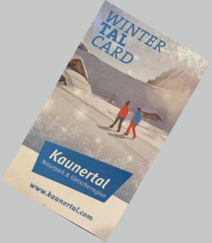 Wintertalcard