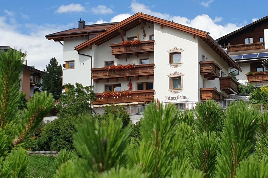 Hotel Garni Jägerheim
