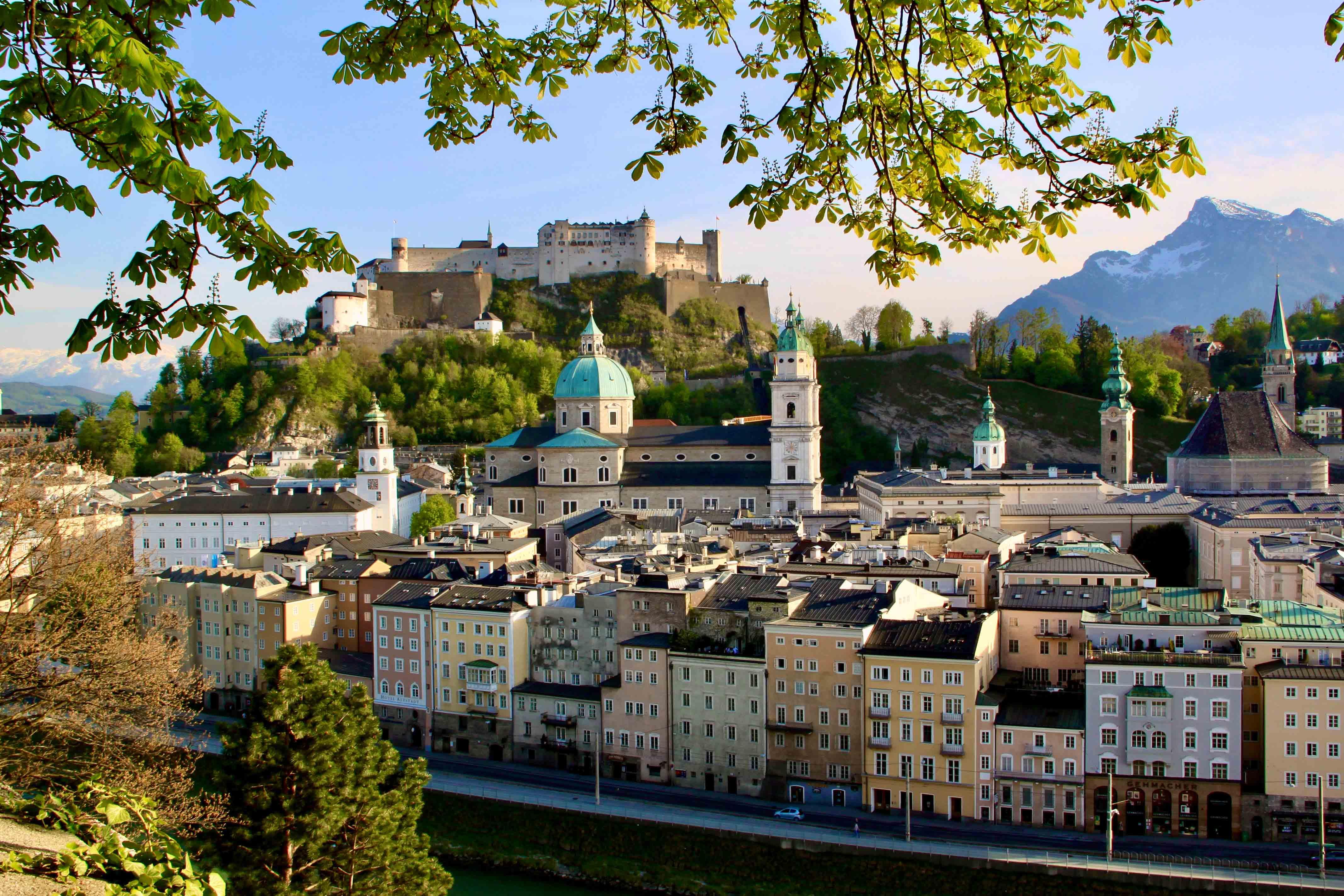 Willkommen im Salzburgerland