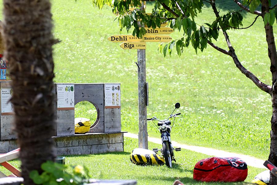 Bienenhäusl Spielplatz
