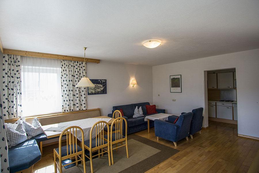 Uno-Wohnzimmer