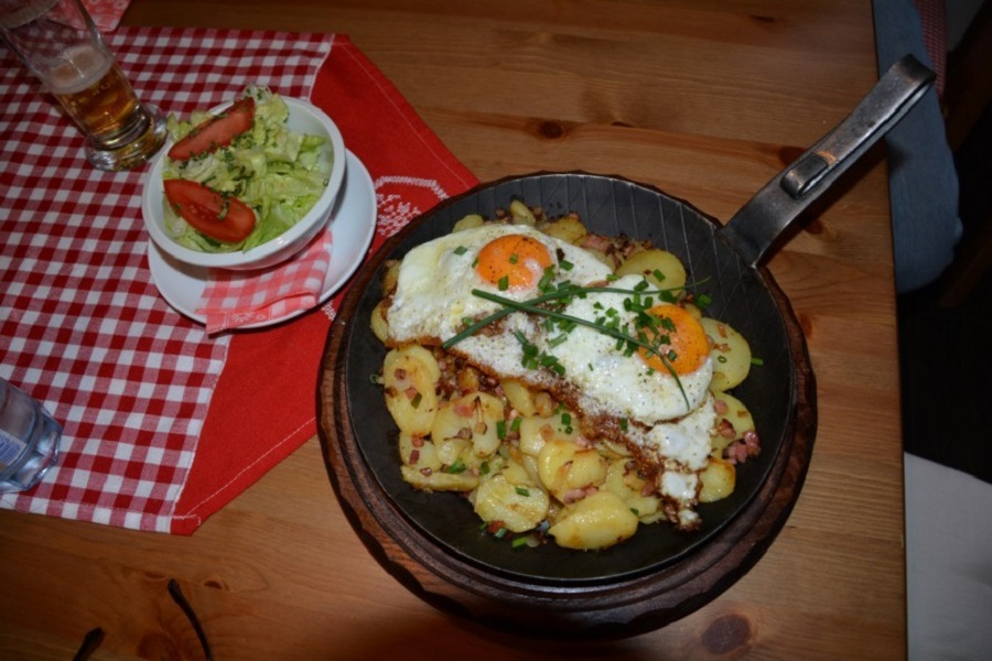 Kartoffel Pfandl