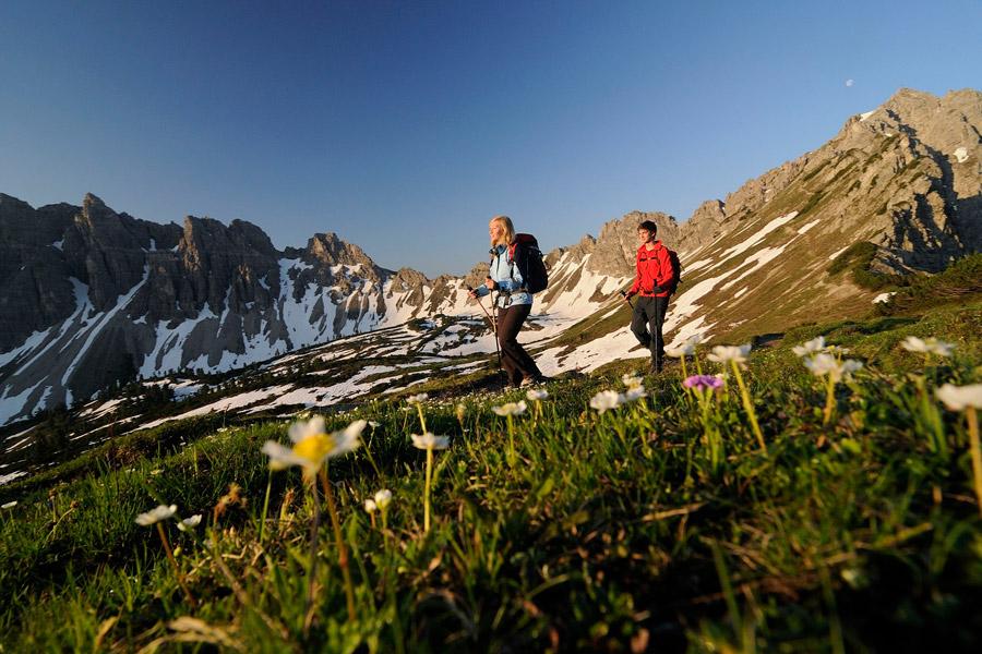 Freizeitgestaltung im Tannheimer Tal